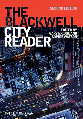 9781405189828: The Blackwell City Reader