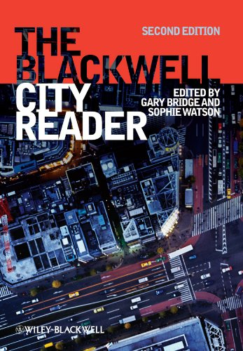 9781405189835: The Blackwell City Reader