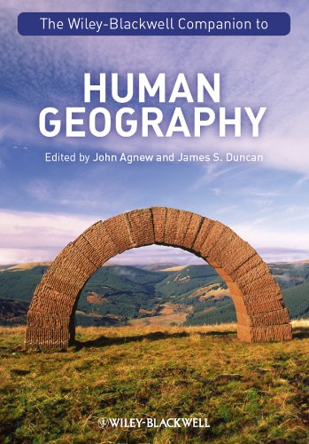 9781405189897: The Wiley-Blackwell Companion to Human Geography
