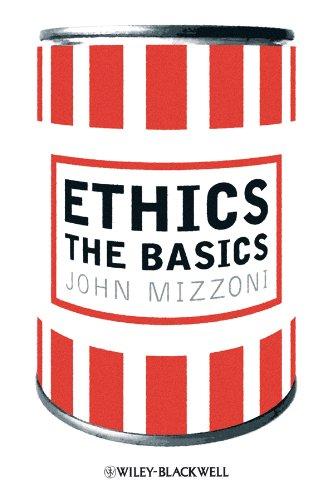 9781405189934: Ethics: The Basics (Wiley Desktop Editions)
