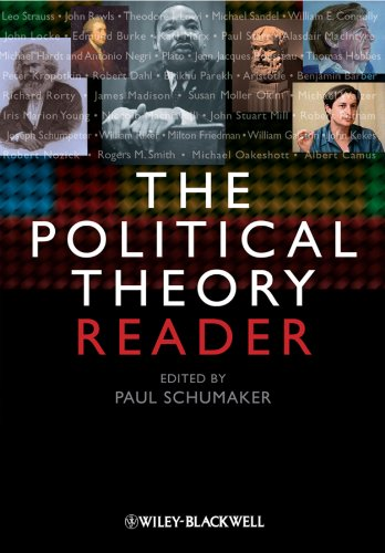 9781405189972: The Political Theory Reader