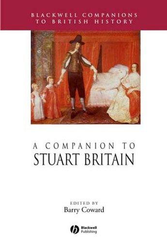 9781405189989: A Companion to Stuart Britain