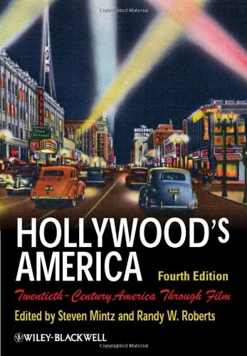 9781405190039: Hollywood's America: Twentieth-Century America Through Film