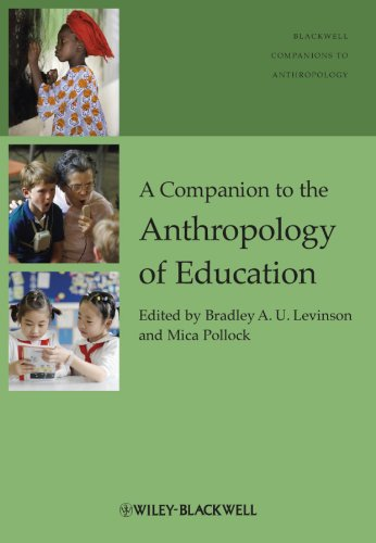 9781405190053: A Companion to the Anthropology of Education