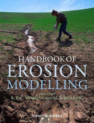 9781405190107: Handbook of Erosion Modelling