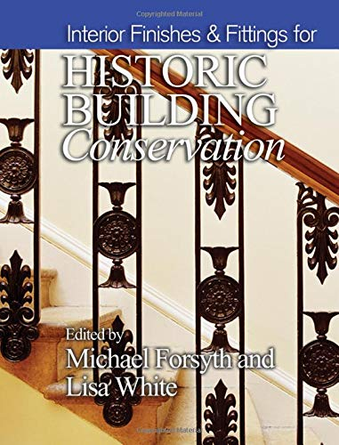 9781405190220: Interior Finishes & Fittings for Historic Building Conservation