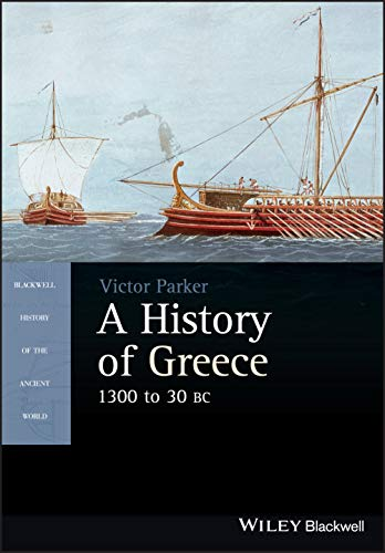 9781405190336: A History of Greece, 1300 to 30 BC