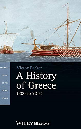 9781405190343: A History of Greece, 1300 to 30 BC