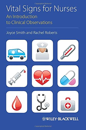 9781405190381: Vital Signs for Nurses: An Introduction to Clinical Observations