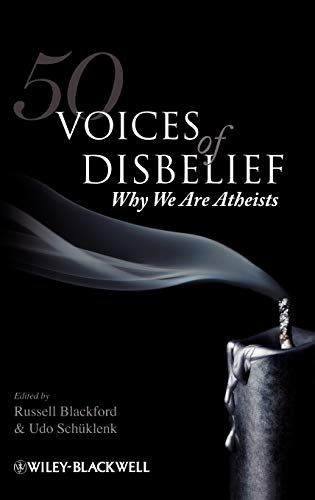 9781405190459: 50 Voices of Disbelief: Why We Are Atheists