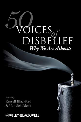9781405190466: 50 Voices of Disbelief: Why We Are Atheists