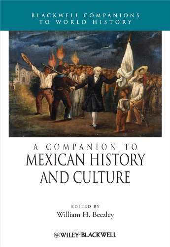9781405190572: A Companion to Mexican History and Culture