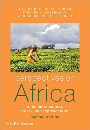 9781405190602: Perspectives on Africa: A Reader in Culture, History and Representation