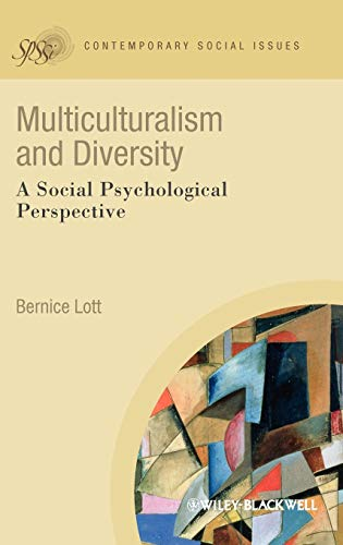 9781405190664: Multiculturalism and Diversity: A Social Psychological Perspective
