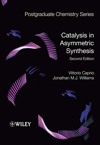 9781405190916: Catalysis in Asymmetric Synthesis (Postgraduate Chemistry Series)