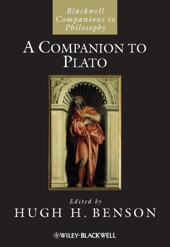 9781405191111: A Companion to Plato