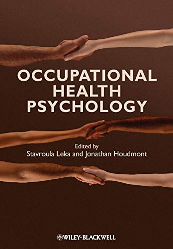 9781405191159: Occupational Health Psychology