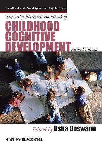 9781405191166: Wiley-Blackwell Handbook Childhood 2e (Wiley Blackwell Handbooks of Developmental Psychology)