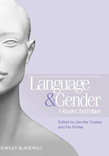 9781405191449: Language and Gender: A Reader