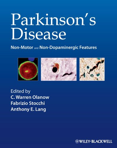 9781405191852: Parkinson's Disease: Non-Motor and Non-Dopaminergic Features