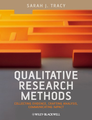 9781405192033: Qualitative Research Methods: Collecting Evidence, Crafting Analysis, Communicating Impact