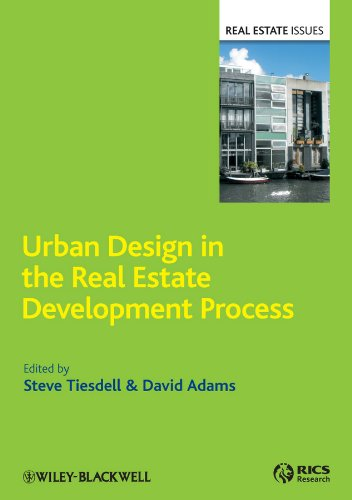 9781405192194: Urban Design in the Real Estate Development Process: Policy Tools and Property Decisions (Real Estate Issues)