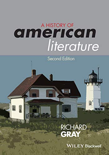 9781405192286: A History of American Literature