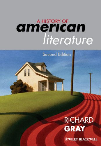 9781405192293: A History of American Literature