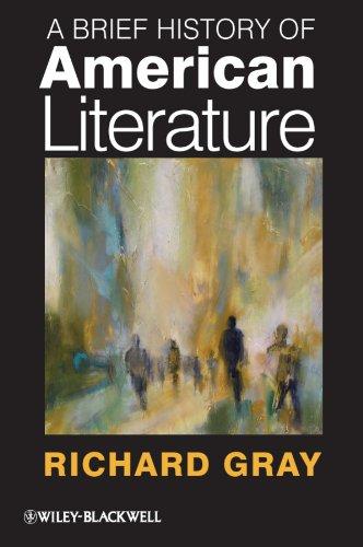 9781405192309: A Brief History of American Literature