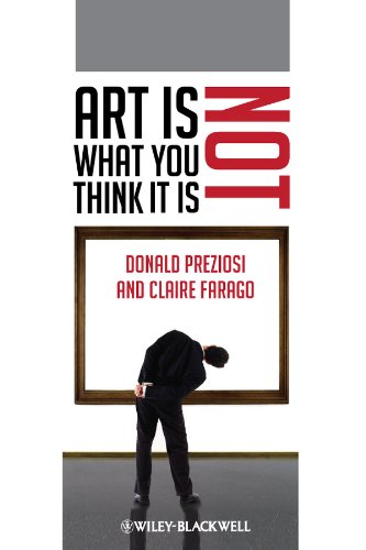9781405192408: Art Is Not What You Think It Is