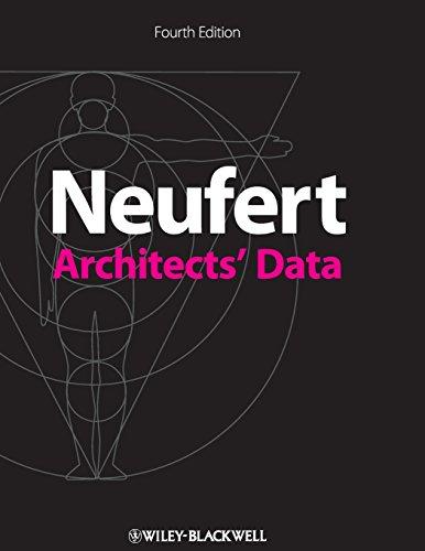 Neufert Architects' Data, Fourth Edition: Ernst Neufert, Peter Neufert