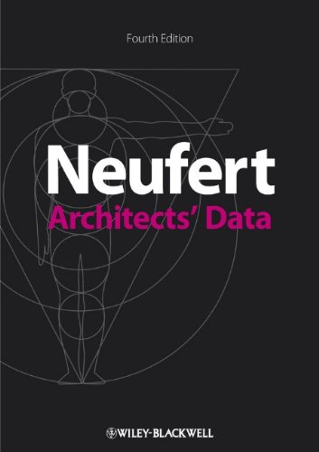 9781405192545: Architects' Data