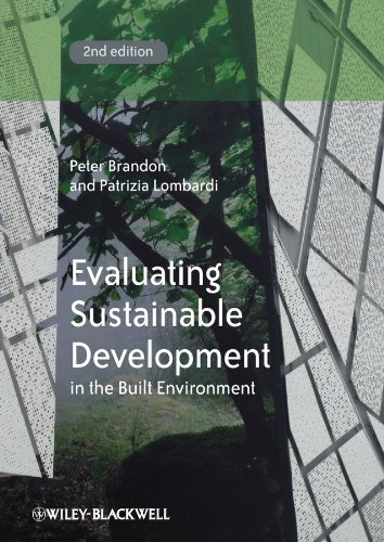 9781405192583: Evaluating Sustainable Development in the Built Environment