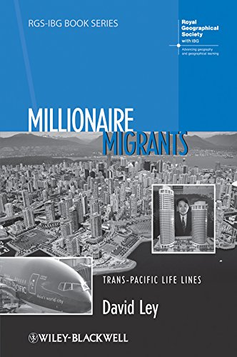 9781405192910: Millionaire Migrants: Trans-Pacific Life Lines (RGS-IBG Book Series)