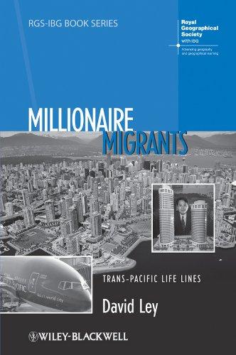 9781405192927: Millionaire Migrants: Trans-Pacific Life Lines