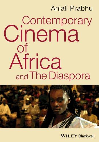 9781405193030: Contemporary Cinema of Africa and the Diaspora