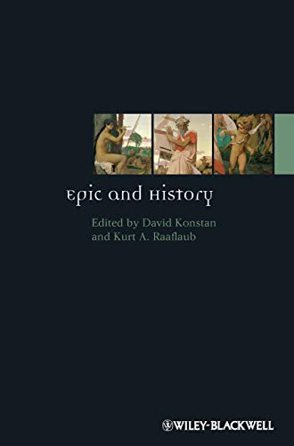 Epic and History: Konstan, David &