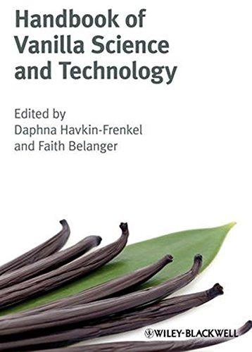 9781405193252: Handbook of Vanilla Science and Technology