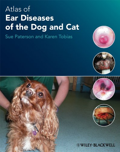 9781405193269: Atlas of Ear Diseases of the Dog and Cat