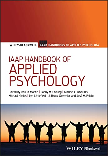 9781405193313: IAAP Handbook of Applied Psychology