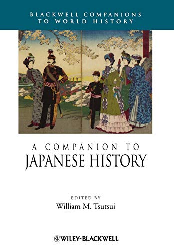 9781405193399: A Companion to Japanese History