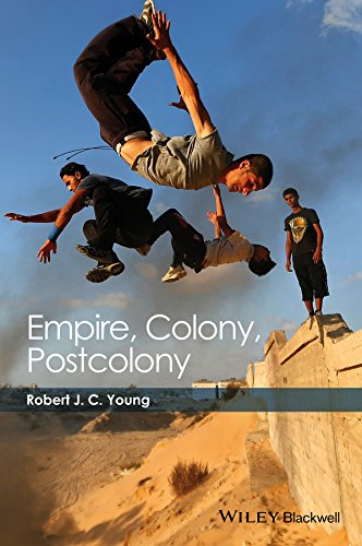 Empire, Colony, Postcolony (Coursesmart): Robert J. C. Young