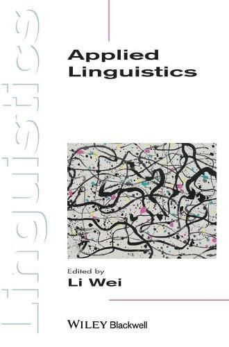 9781405193597: Applied Linguistics (Introducing Linguistics)