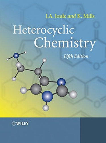 9781405193658: Heterocyclic Chemistry