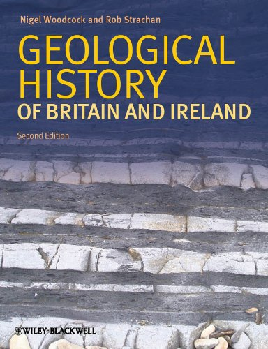 9781405193818: Geological History of Britain and Ireland