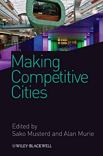 9781405194150: Making Competitive Cities