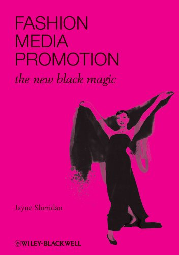 9781405194211: Fashion, Media, Promotion: The New Black Magic