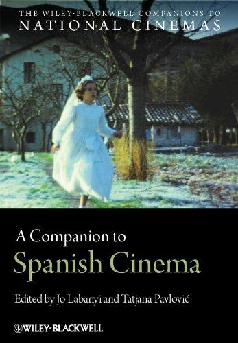 9781405194389: A Companion to Spanish Cinema
