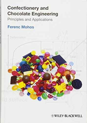 9781405194709: Confectionery and Chocolate Engineering: Principles and Applications