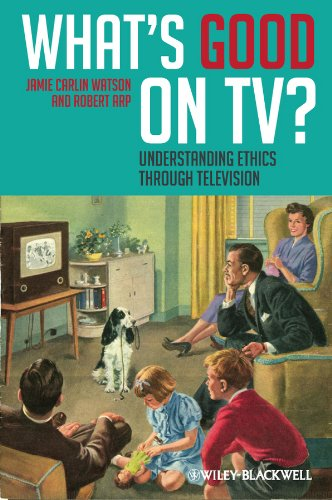 9781405194754: What's Good on TV?: Understanding Ethics Through Television